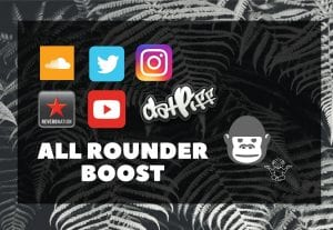 All rounder boost