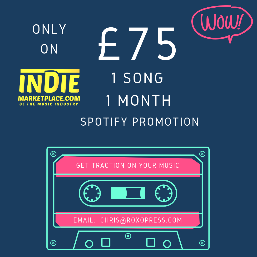 4351 Month Spotify Promotion