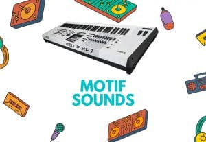 Yamaha motif sound pack