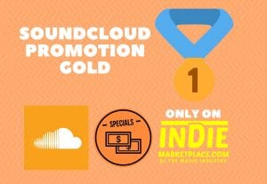 Gold soundcloud promotion