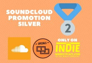 Silver souncloud promotion