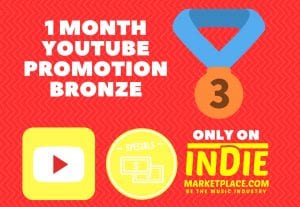 Bronze youtube promotion