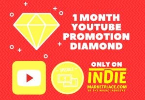 Diamond youtube promotion