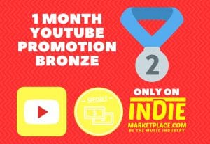 Silver youtube promotion