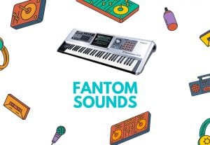 Roland fantom sound pack