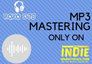 Master your track to mp3