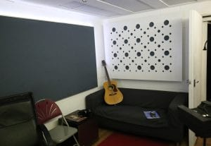 Song Writing Room : Clique Productions, London