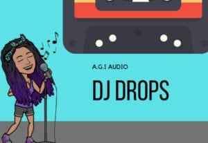 5 UK FEMALE DJ DROPS