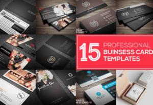 I Will Get 15 Professional Business templates for your music business