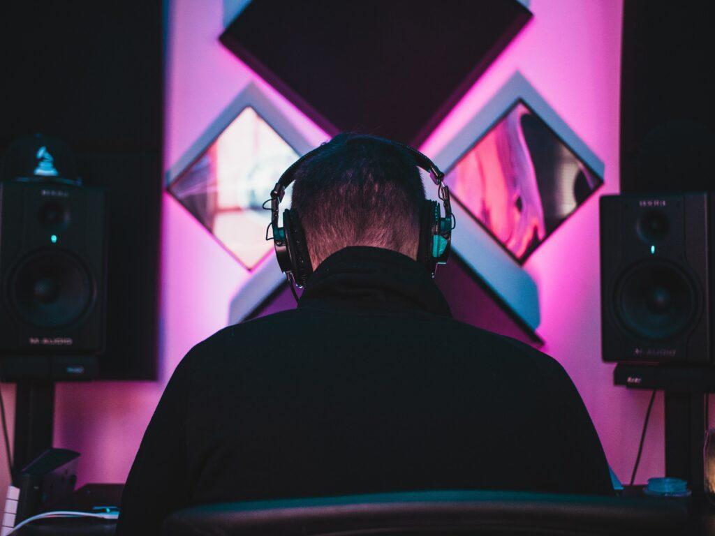 home music studio