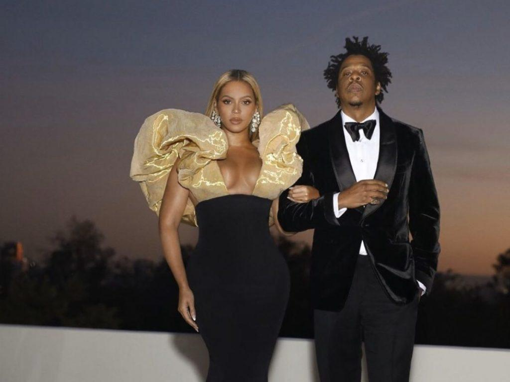 Beyonce and Jay Z Royalty