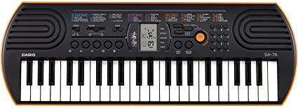 Casio SA76 44-Key