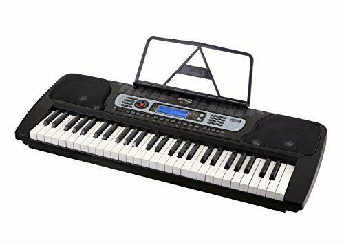 Rock jam 54 beginner keyboards