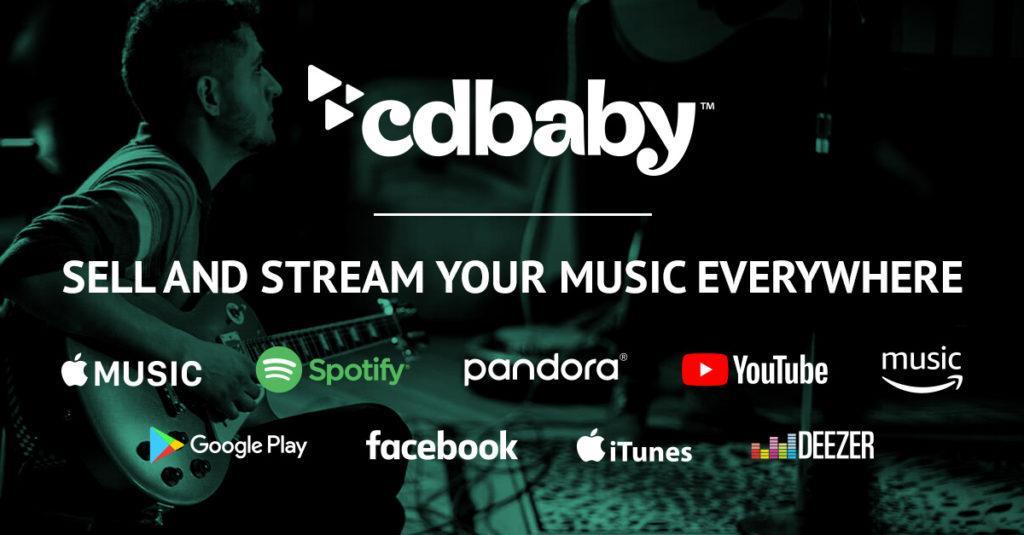 Indiy CD Baby cdbaby