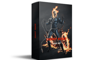29308Ghost Rider Vol.1 (Sample Pack)