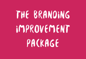 27189Visual Branding Improvement Package