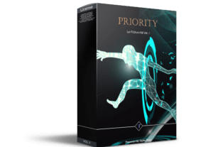 Priority Vol.1 (Lo-Fi Drum Kit)