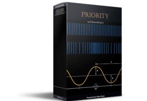 Priority Vol.2 (Lo-Fi Drum Kit)