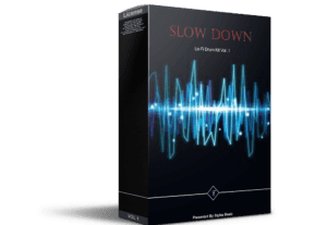 Slow Down Vol.1 (RnB Drum Kit)