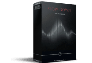 Slow Down Vol.2 (RnB Drum Kit)