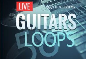 41955LIVE GUITAR LOOPS (WAV 24-BIT)