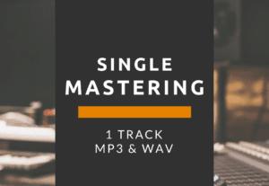 594541 Track Song Mastering MP3 & WAV