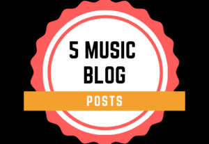 67281Get your Music on 5 Blogs