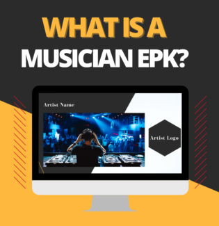 What is a Musician EPK? - Free Musician EPK Template