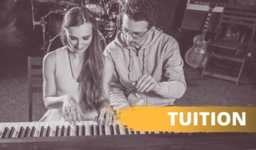 MUSIC TUITION - MUSIC LESSONS