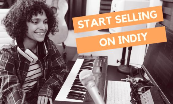 Start Selling on Indiy