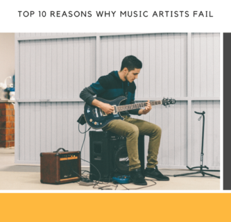 why music artists fail