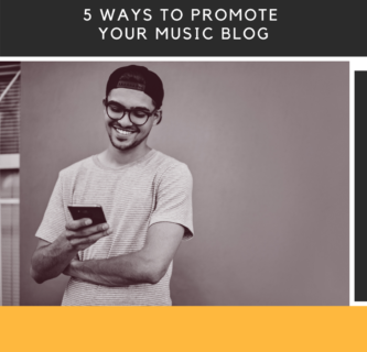 Promote Your Music Blog