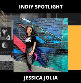 JESSICA JOLIA INDIY SPOTLIGHT